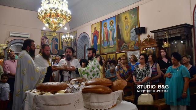 Αγία Κυριακή: Λαμπρή εορτή στην Αργολίδα