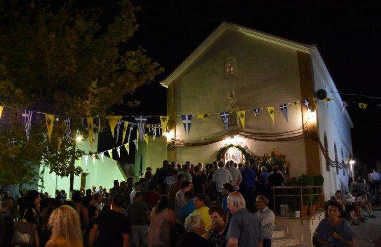 Αγία Μαρκέλλα: Ολονύκτιο παγχιακό προσκύνημα στον τόπο του μαρτυρίου της