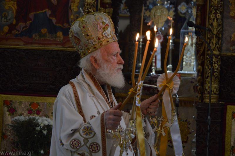 Αρχιερατικό Συλλείτουργο στην Ιερά Μονή Αγίας Τριάδος των Τζαγκαρόλων