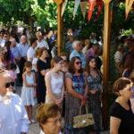 Προφήτης Ηλίας: Πλήθος πιστών στην Ιερά Μονή Προφήτου Ηλιού Πατρών