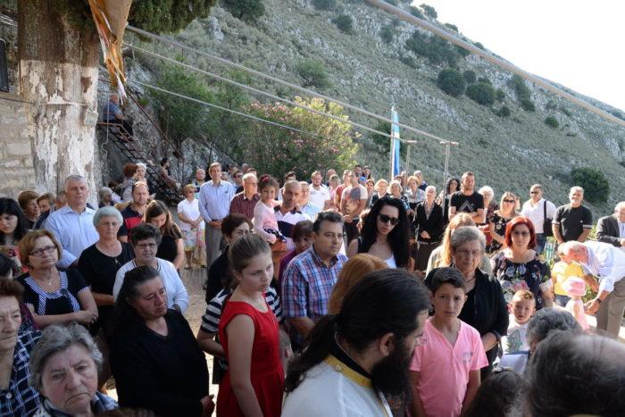 Λαμπρή Εορτή του Οσίου Ιωακείμ στην Πάτρα