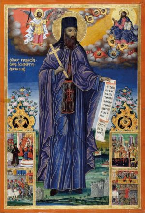 Στο Ρέθυμνο η Τίμια Κάρα του Αγίου Οσιομάρτυρος Γεδεών