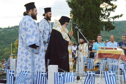Έδεσσα: Πανηγύρισε η Ιερά Μονή Προφήτου Ηλιού