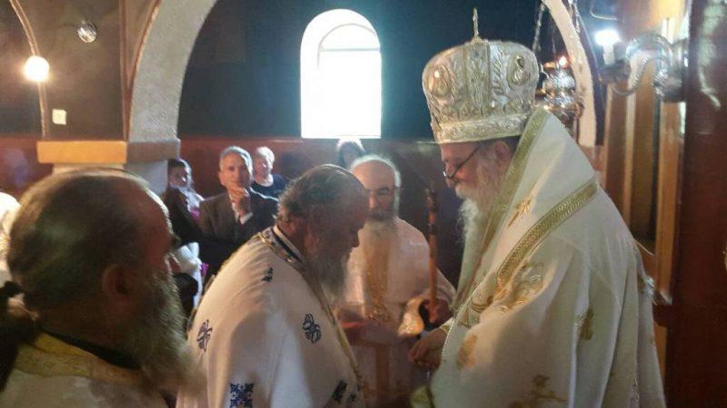 Γρεβενά: Εορτή Αγίας Κυριακής και χειροθεσία Πρωτοπρεσβυτέρου π. Γεώργιου Θεοχάρη