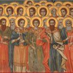 10 Ιουλίου - Εορτή: Άγιοι Σαράντα Πέντε Μάρτυρες