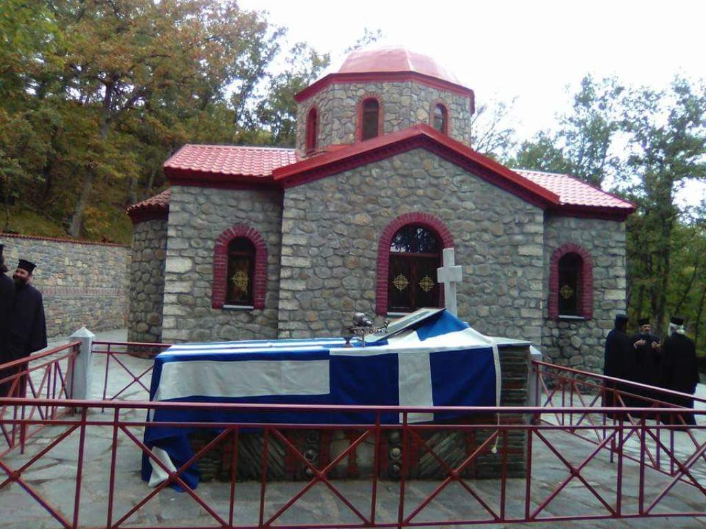 Αγρυπνία για πρώτη φορά στον τόπο του μαρτυρίου του Εθνοϊερομάρτυρος Αιμιλιανού Μητροπολίτου Γρεβενών