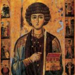 Άγιος Παντελεήμων: Ο Παρακλητικός Κανών στον Άγιο Παντελεήμονα