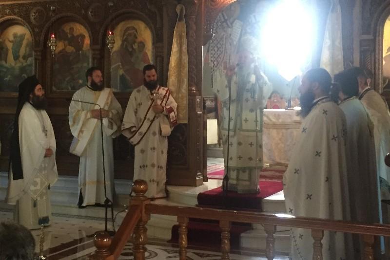 Λαμπρή Εορτή του Αγίου Αιμιλιανού στη Χαλκίδα