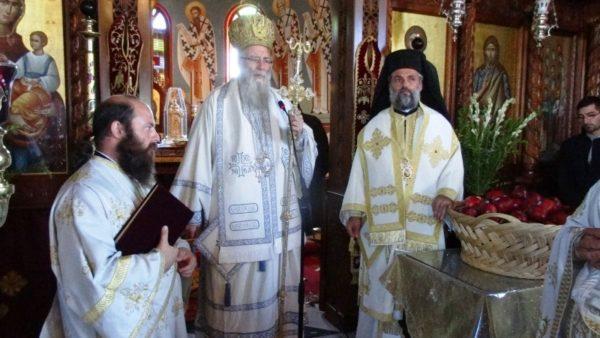 Λέρος: Με λαμπρότητα και βυζαντινή μεγαλοπρέπεια εορτάστηκε και φέτος η μνήμη της Αγίας Ειρήνης Χρυσοβαλάντου