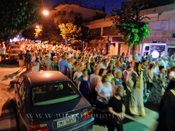 Λαμπρή Εορτή της Αγίας Μαρίνας στη Μητρόπολη Ιωαννίνων
