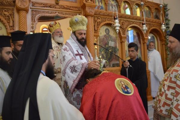 Πανήγυρη Ιεράς Μονής της Αγίας ενδόξου μεγαλομάρτυρος Μαρίνης στη Βόνη