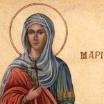 Η Ορθοδοξία τιμά την Αγία Μαρίνα - Διαβάστε τον Παρακλητικό Κανόνα