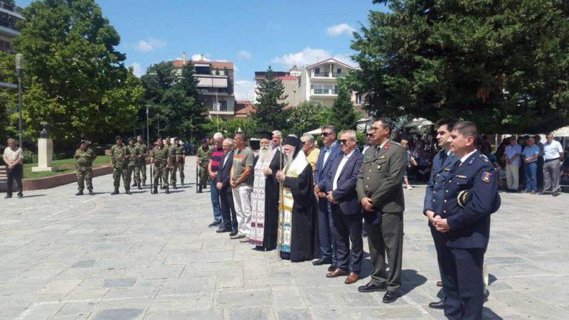 Γρεβενά: Επιμνημόσυνη Δέηση υπέρ των πεσόντων της ΕΛΔΥΚ