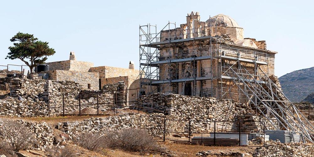 Βυζαντινός Ναός Σίκινος