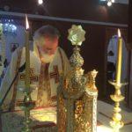 Την Κυριακή 8 Ιουλίου το πρωί ο Σεβασμιώτατος κ. Ανδρέας ιερούργησε στην Ιερά Μονή Αγίας Μαρίνας στη Βόνη Πεδιάδος. Κήρυξε τον θείο λόγο και ανέλυσε την ευαγγελική περικοπή της θεραπείας του παραλυτικού στην πόλη Καπερναούμ.
