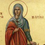 Αγία Μαρίνα: Συγκλονίζουν τα θαύματα