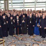 Δοξολογία για την Εορτή της Αμερικανικής Ανεξαρτησίας από τον Αρχιεπίσκοπο Δημήτριο
