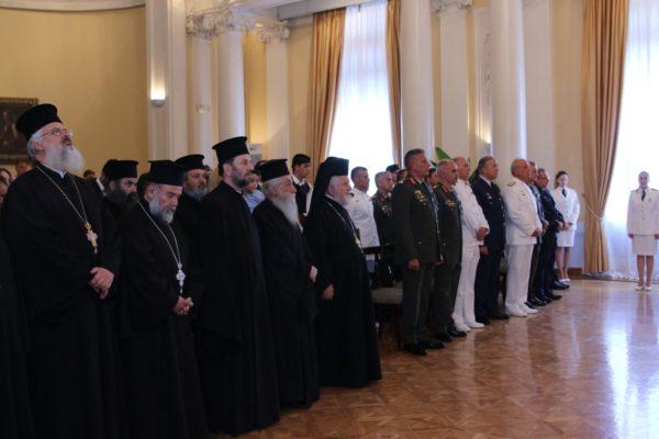 Ένταξη Νέων Ιερέων στο Σώμα Στρατιωτικών Ιερέων
