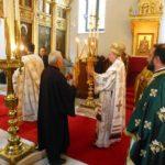 Προφήτης Ηλίας: Πανηγυρική Θεία Λειτουργία στο Μέγα Ρεύμα