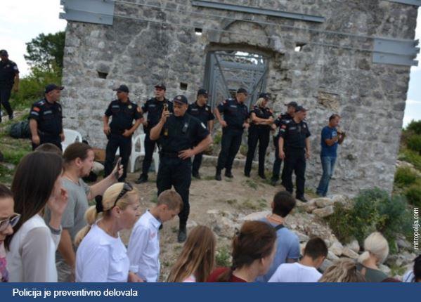 Αλβανοί μουσουλμάνοι εμπόδισαν Μητροπολίτη να τελέσει λειτουργία