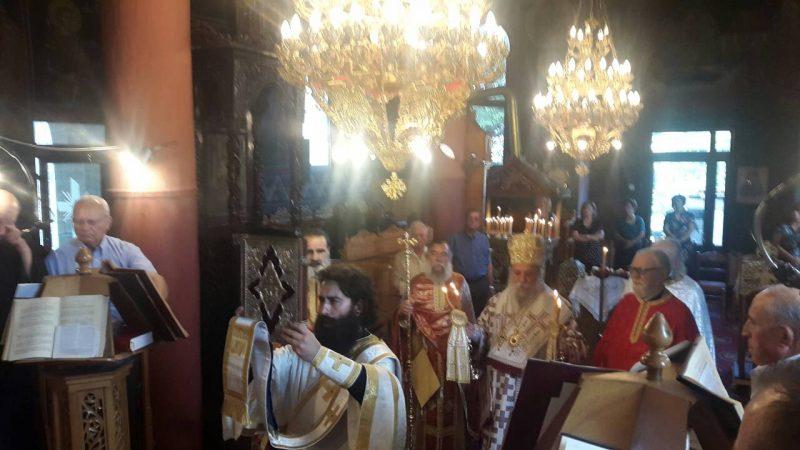 Λαμπρή Εορτή Αγίας Μαρίνης στο Δίπορο Γρεβενών