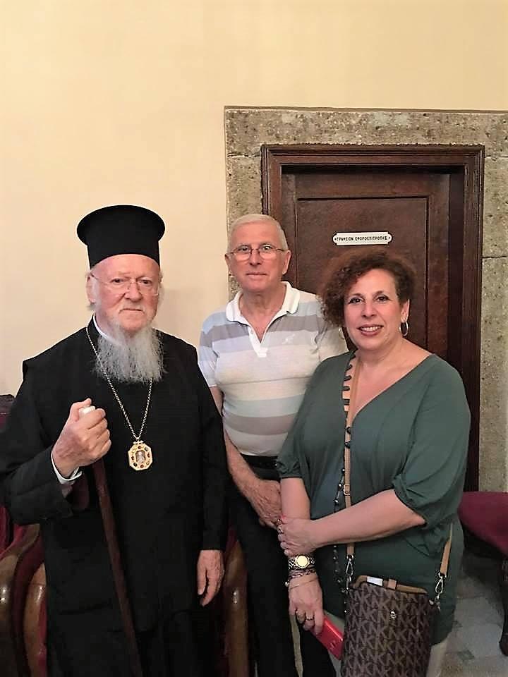 Ο Οικουμενικός Πατριάρχης στο Νιχώρι του Βοσπόρου