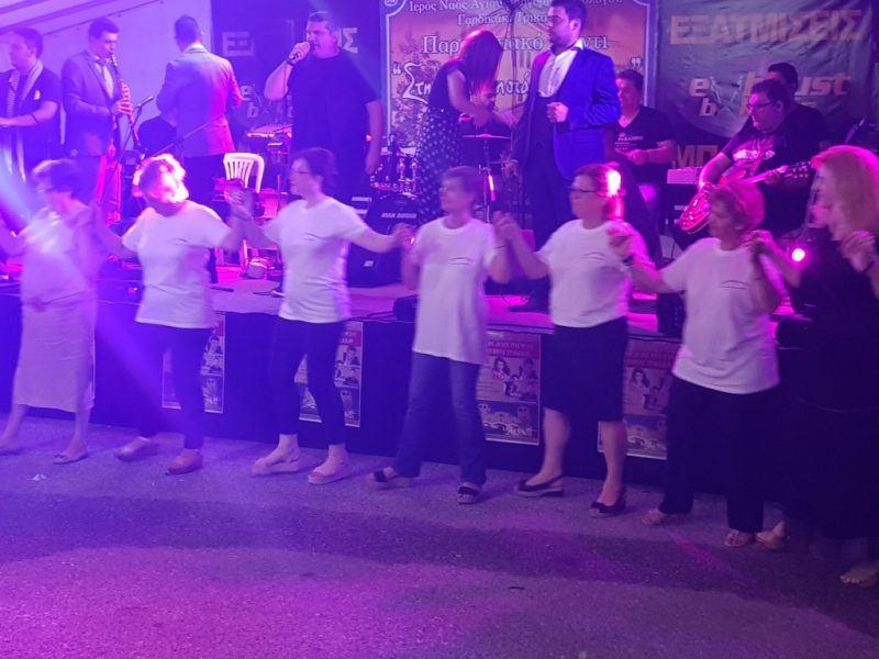 Με μεγάλη επιτυχία η Παραδοσιακή Δημοτική βραδιά στο Γαρδικάκι Τρικάλων