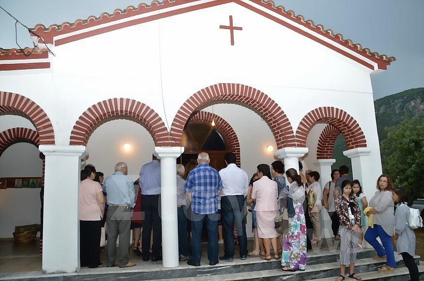 Αγία Παρασκευή: Κοσμοπλημμύρα στη Διάβα Καλαμπάκας