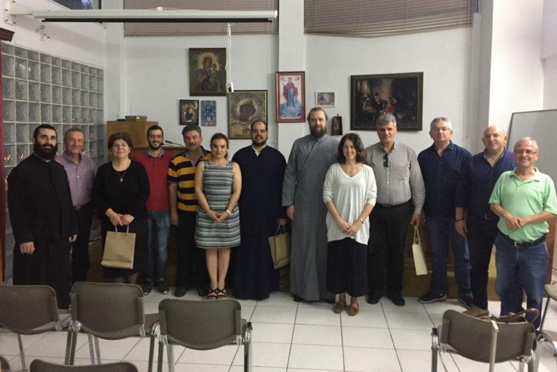 Διπλωματικές Εξετάσεις στην Σχολή Βυζαντινής Μουσικής της Ι. Μητροπόλεως Χαλκίδος