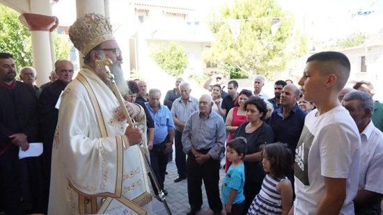 Πανήγυρη Αγ. Ανδρέου Κρήτης, Ενορίας Πρεβελιανών