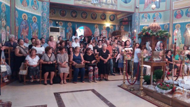 Ιθάκη: Ολοκληρώθηκαν οι λατρευτικές εκδηλώσεις της εορτής της μετακομιδής των ιερών λειψάνων των Αγίων νεομαρτύρων Ραφαήλ και Νικολάου και Ειρήνης