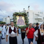Λαμπρή Εορτή της Αγίας Μαρίνας στην Πάτρα