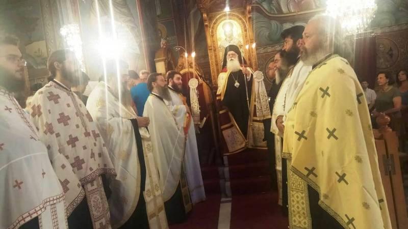 Δημητριάδος: Ο Όσιος Παϊσιος κουβαλούσε την παράδοση της Ανατολής, της Καππαδοκίας