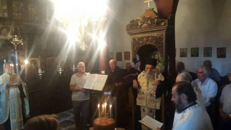 Γρεβενά: Εορτή Προφήτου Ηλιού στο Παρόριο και τον Αιμιλιανό