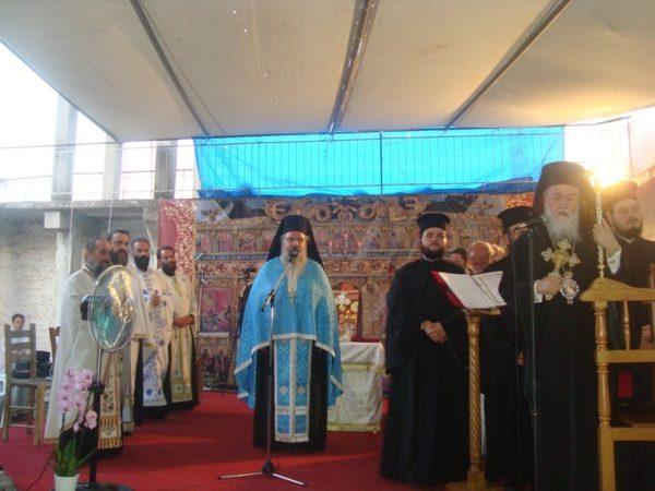 Προφήτης Ηλίας: Μεγαλοπρεπής Εορτή στη Μητρόπολη Κορίνθου