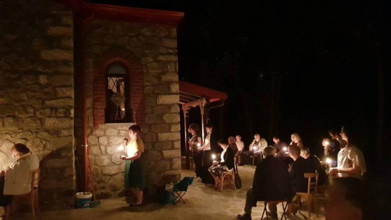 Γρεβενά: Πρώτη Ιερά Αγρυπνία στον Ι. Ναό Αγίου Αιμιλιανού