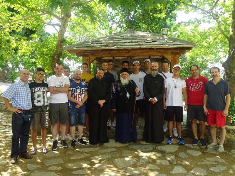 Μητρόπολη Νεαπόλεως: Πρώτη Κατασκηνωτική Περίοδος Αγοριών Δημοτικού στη Μακρυνίτσα