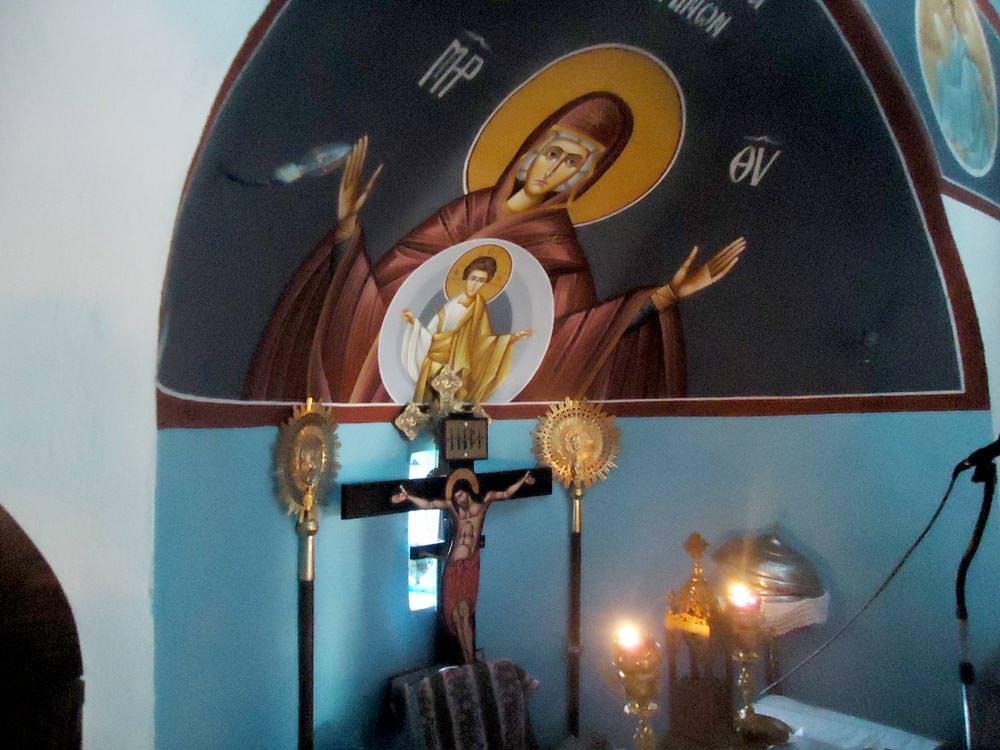 Ιερός Ναός Προφήτη Ηλία Τακτικουπόλεως, Τροιζηνίας