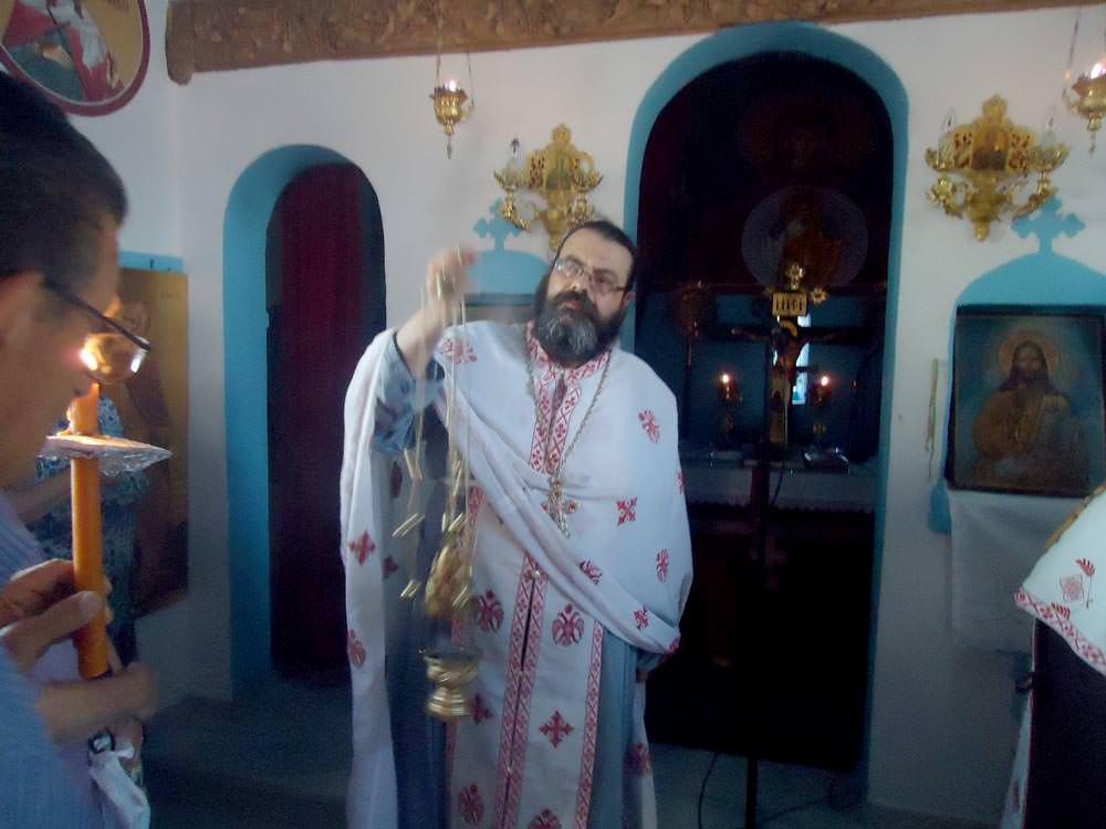 Εσπερινός Ιερό Πανηγυρίζοντα Κοιμητηριακό Ναό Προφήτη Ηλία Τακτικουπόλεως