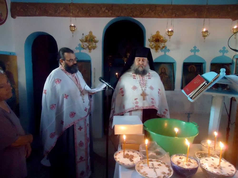 Εσπερινός Ιερός Ναός Προφήτη Ηλία Τακτικουπόλεως