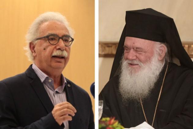 Βέλη Γαβρόγλου κατά Αρχιεπισκόπου για νέο ΑΕΙ σε Στερεά