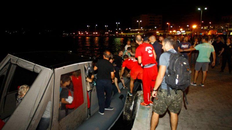 Φρεγάτα «Έλλη»: Τέσσερις νεκρούς ανέσυρε στην Αρτέμιδα