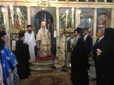 Αρχιεπίσκοπος από Δημητσάνα: Αυτός ο τόπος έχει περάσει πολλές κρίσεις και καταφέρνει κάθε φορά να τις ξεπεράσει