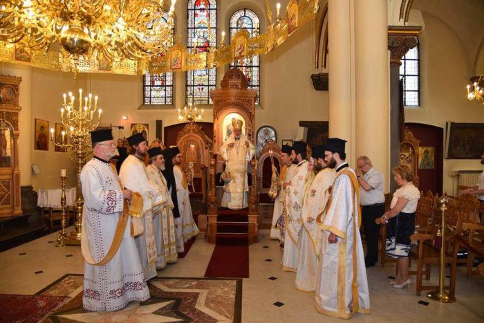 Βελγίου Αθηναγόρας: «Ένας Επίσκοπος δίχως τον κλήρο και τον λαό του δεν είναι τίποτα»