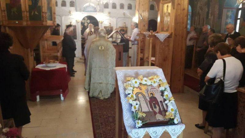 Στο Πανόραμα Γρεβενών γιορτάστηκε η Αγία Ειρήνη Χρυσοβαλάντου