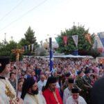 Μεθέορτος Εσπερινός και Λιτάνευση Ιεράς Εικόνος Αγ. Μαρίνης στη Ν. Φιλαδέλφεια
