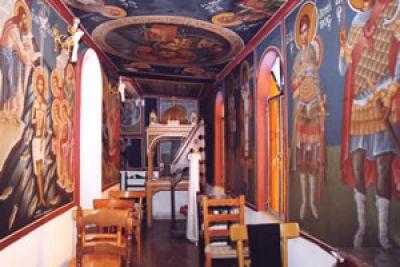 Εκοιμήθη η Μοναχή Θεονύμφη της Ιεράς Μονής Αγίας Μαρίνης Λουτρακίου