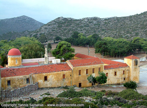 «Ευλογημένος στην Ι.Μ. Γουβερνέτου» - Το ησυχαστήριο του μοναχού που καθήλωσε την Ελλάδα