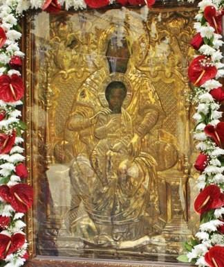 Στην Κομοτηνή η θαυματουργός Εικόνα της Παναγίας Σηλυβριανής