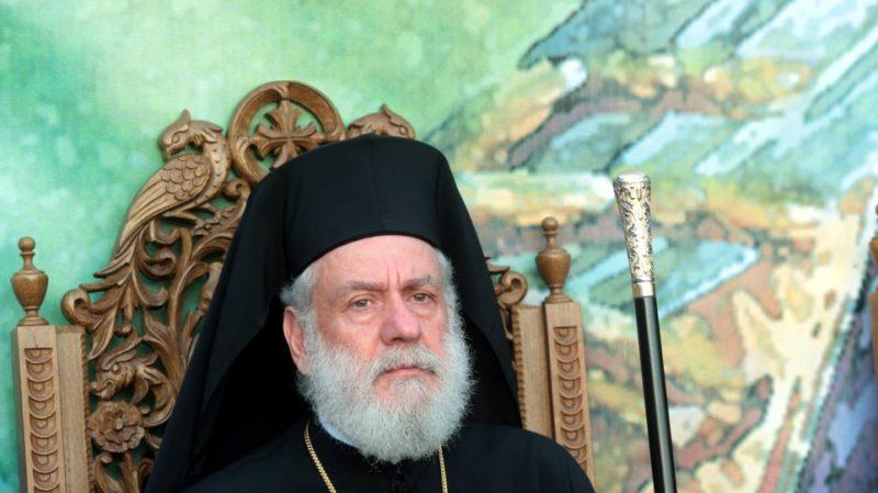 Σύρου Δωρόθεος: Αναιτιολόγητη η παρέμβαση για το ίδρυμα της Παναγίας της Τήνου